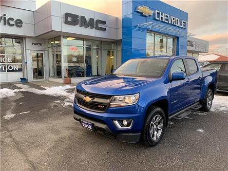2018 Chevrolet Colorado Z71 (Stk: 20-009A) in Parry Sound - Image 2 of 8