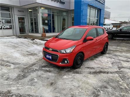 2018 Chevrolet Spark 1LT CVT (Stk: PS20-001) in Parry Sound - Image 2 of 6