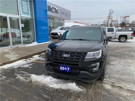 2017 Ford Explorer Sport (Stk: PS20-002) in Parry Sound - Image 2 of 12