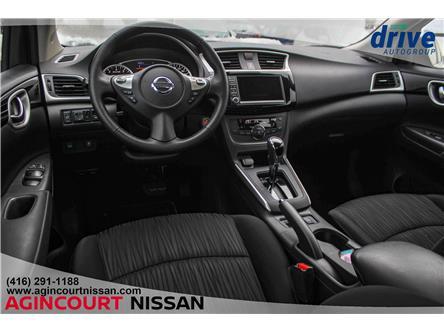 2019 Nissan Sentra 1.8 SV (Stk: U12765) in Scarborough - Image 2 of 26