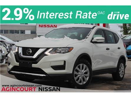 2019 Nissan Rogue S (Stk: U12766) in Scarborough - Image 1 of 24