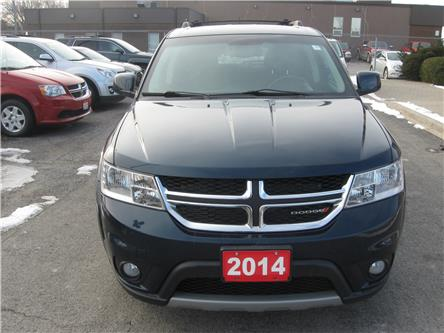 2014 Dodge Journey SXT (Stk: 5290A) in Sarnia - Image 1 of 5