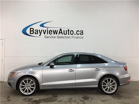 2015 Audi A3 2.0 TDI Technik (Stk: 36457W) in Belleville - Image 1 of 28