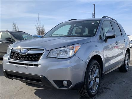 2016 Subaru Forester 2.5i Limited Package (Stk: SUB1588) in Innisfil - Image 1 of 17