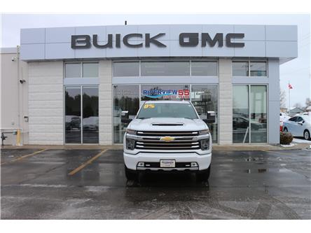 2020 Chevrolet Silverado 2500HD High Country (Stk: 20150) in WALLACEBURG - Image 1 of 6