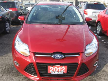 2012 Ford Focus SEL (Stk: 5272A) in Sarnia - Image 1 of 5