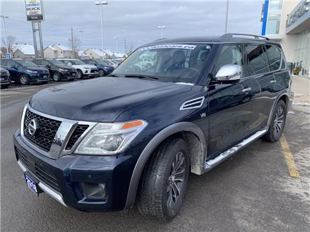 2018 Nissan Armada  (Stk: 56714) in Carleton Place - Image 1 of 16