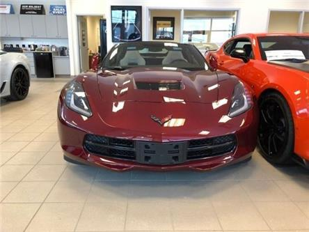 2018 Chevrolet Corvette Stingray (Stk: UC05131) in Haliburton - Image 2 of 9