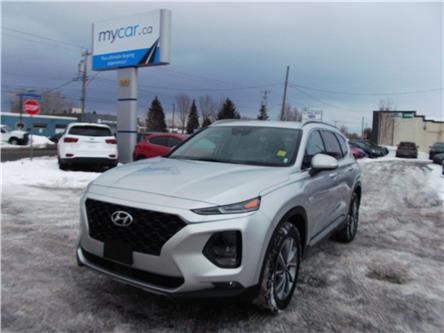2019 Hyundai Santa Fe Preferred 2.4 (Stk: 200103) in North Bay - Image 2 of 13
