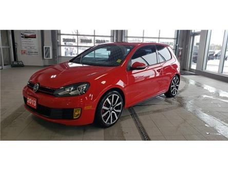 2013 Volkswagen Golf GTI 3-Door (Stk: 20923) in Ottawa - Image 1 of 14