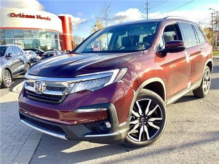 2020 Honda Pilot Touring 8P (Stk: 200086) in Orléans - Image 1 of 26