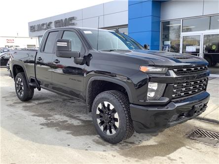 2020 Chevrolet Silverado 2500HD Custom (Stk: 20-572) in Listowel - Image 1 of 10