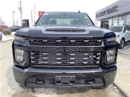 2020 Chevrolet Silverado 2500HD Custom (Stk: 20-572) in Listowel - Image 2 of 10