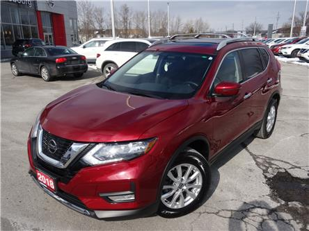 2018 Nissan Rogue SV (Stk: CLC745778A) in Cobourg - Image 2 of 38