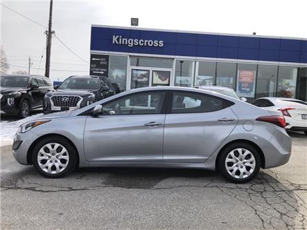 2015 Hyundai Elantra GL (Stk: 11609P) in Scarborough - Image 2 of 18