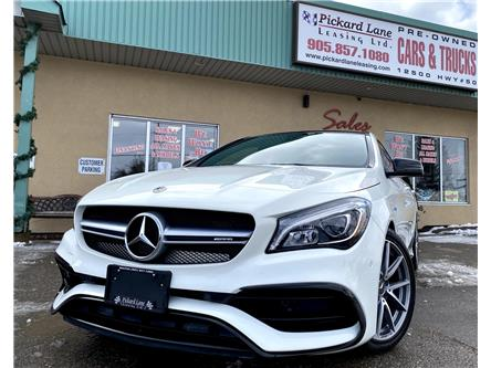 2018 Mercedes-Benz AMG CLA 45 Base (Stk: 525809) in Bolton - Image 1 of 34