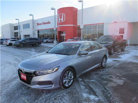2018 Honda Accord LX (Stk: VA3754) in Ottawa - Image 1 of 14