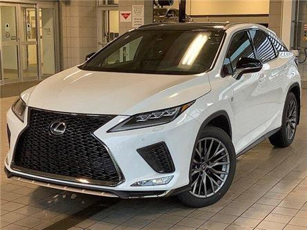 2020 Lexus RX 350 Base (Stk: 1772) in Kingston - Image 1 of 30