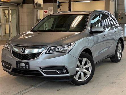 2016 Acura MDX Elite Package (Stk: PL19030A) in Kingston - Image 1 of 30