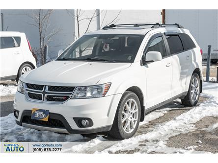 2013 Dodge Journey SXT/Crew (Stk: 718859) in Milton - Image 1 of 5