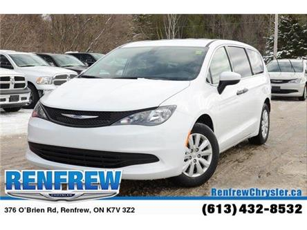 2019 Chrysler Pacifica L (Stk: K424) in Renfrew - Image 1 of 23