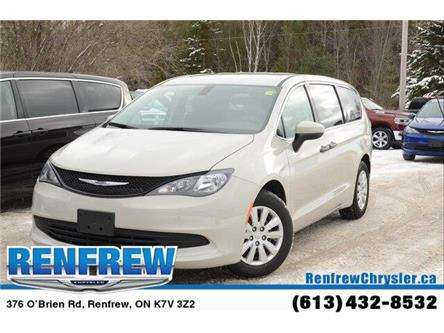 2019 Chrysler Pacifica L (Stk: K425) in Renfrew - Image 1 of 21