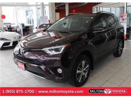 2016 Toyota RAV4 XLE (Stk: 241070B) in Milton - Image 1 of 38