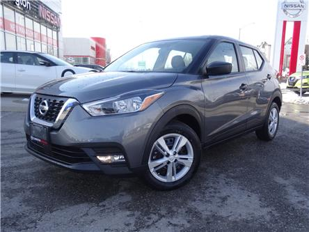 2020 Nissan Kicks S (Stk: LL491000) in Bowmanville - Image 1 of 36