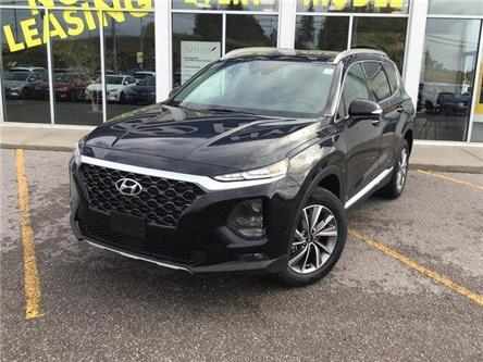 2020 Hyundai Santa Fe Preferred 2.4 w/Sun & Leather Package (Stk: H12293) in Peterborough - Image 1 of 22