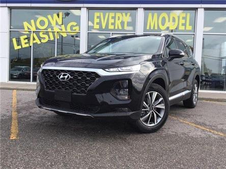 2020 Hyundai Santa Fe Preferred 2.4 w/Sun & Leather Package (Stk: H12293) in Peterborough - Image 2 of 20