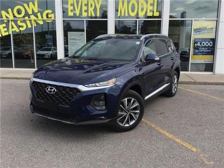 2020 Hyundai Santa Fe Preferred 2.4 (Stk: H12303) in Peterborough - Image 1 of 21
