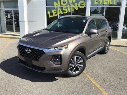 2020 Hyundai Santa Fe Preferred 2.4 w/Sun & Leather Package (Stk: H12268) in Peterborough - Image 1 of 21