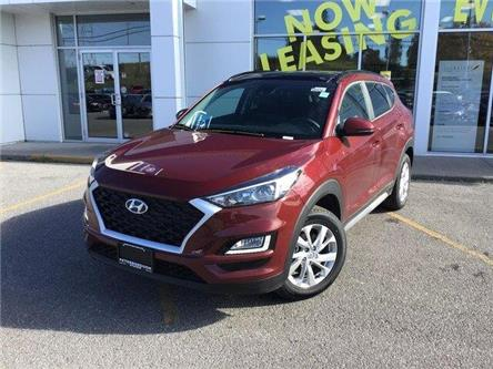 2020 Hyundai Tucson Preferred w/Sun & Leather Package (Stk: H12287) in Peterborough - Image 1 of 14