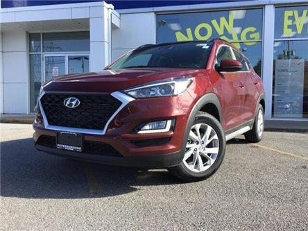 2020 Hyundai Tucson Preferred w/Sun & Leather Package (Stk: H12287) in Peterborough - Image 2 of 14