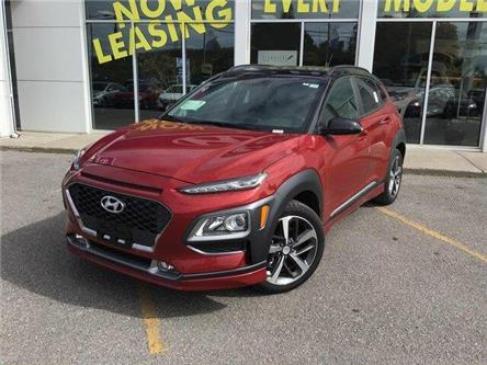 2020 Hyundai Kona 1.6T Trend w/Two-Tone Roof (Stk: H12300) in Peterborough - Image 1 of 19