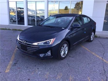 2020 Hyundai Elantra Preferred w/Sun & Safety Package (Stk: H12251) in Peterborough - Image 1 of 12