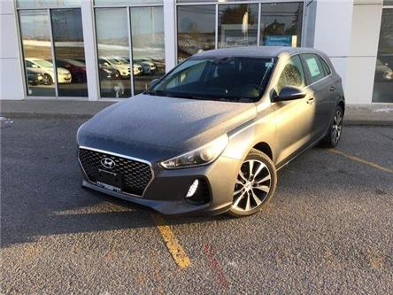 2020 Hyundai Elantra GT Luxury (Stk: H12337) in Peterborough - Image 1 of 11