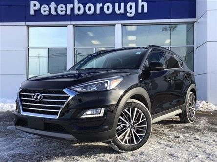 2020 Hyundai Tucson Luxury (Stk: H12366) in Peterborough - Image 2 of 10