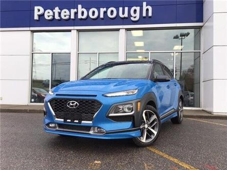 2020 Hyundai Kona 1.6T Trend w/Two-Tone Roof (Stk: H12387) in Peterborough - Image 1 of 12