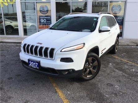 2017 Jeep Cherokee North (Stk: H12076A) in Peterborough - Image 1 of 21