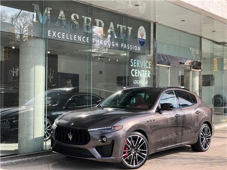 2020 Maserati Levante GTS (Stk: 40MA) in Toronto - Image 1 of 27