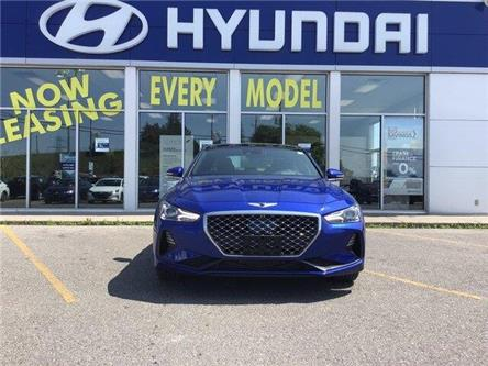 2019 Genesis G70 2.0T Prestige (Stk: H12144A) in Peterborough - Image 2 of 24