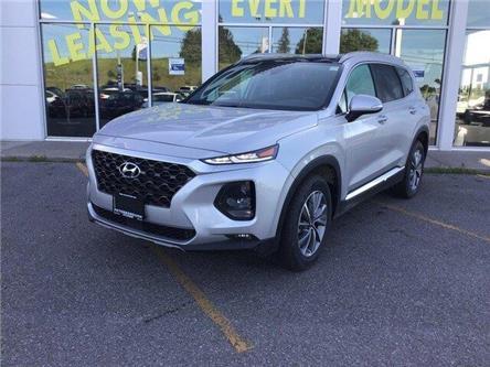 2019 Hyundai Santa Fe Preferred 2.0 (Stk: H12026) in Peterborough - Image 1 of 14