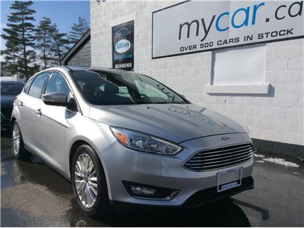 2018 Ford Focus Titanium (Stk: 200092) in Richmond - Image 1 of 21