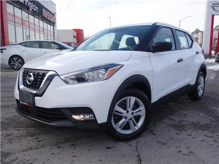2020 Nissan Kicks S (Stk: LL478558) in Bowmanville - Image 1 of 37