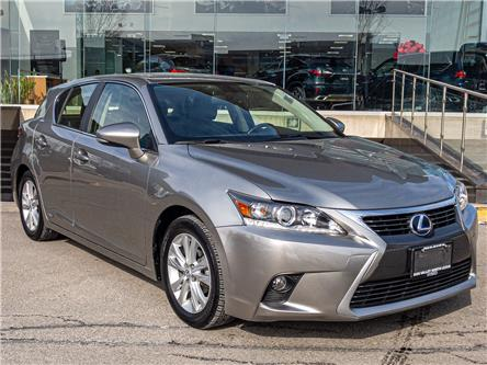 2017 Lexus CT 200h  (Stk: 29966A) in Markham - Image 1 of 22