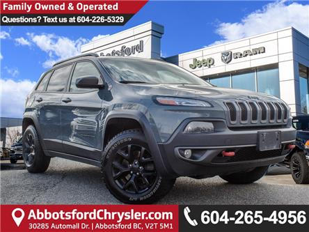 2015 Jeep Cherokee Trailhawk (Stk: L168481A) in Abbotsford - Image 1 of 27