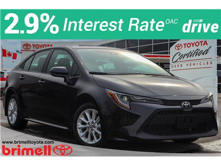 2020 Toyota Corolla LE (Stk: 10243R) in Scarborough - Image 1 of 26