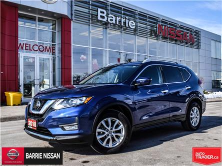 2018 Nissan Rogue SV (Stk: P4657) in Barrie - Image 1 of 28