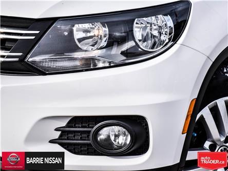 2014 Volkswagen Tiguan Trendline (Stk: 19382AA) in Barrie - Image 2 of 24